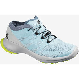 Salomon Sense Flow Schoenen Dames, angel falls/pearl blue/safety yello